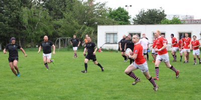 Rugby Klub Bratislava 33 - 68 Salcombe RFC England - Rugby Tour