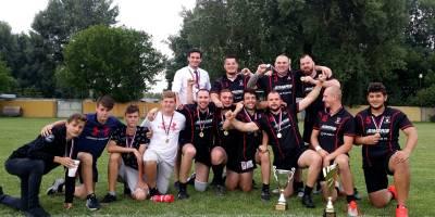 Trnava Rugby Club Spartak - Champion 2017-2018