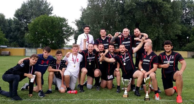 Trnava Rugby Club Spartak slovakia sport