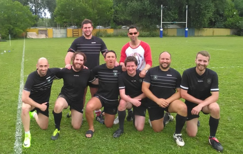 Rugby 7s RKB June 2019 - Rugby Klub Bratislava