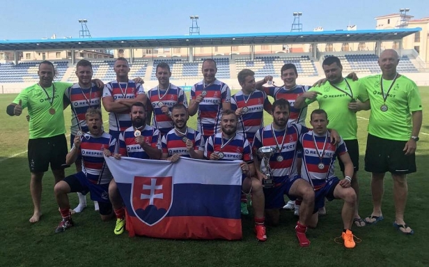 Rugby 7s Slovakia - Slovak rugby