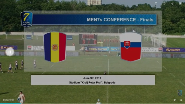 Slovak rugby 7s
