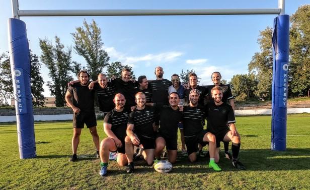 Rugby Klub Bratislava - rugby 7s Piestany