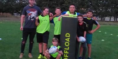 Rugby Bratislava - deti - children