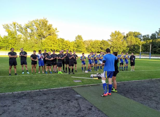 Rugby Klub Bratislava - Piestany rugby 7s