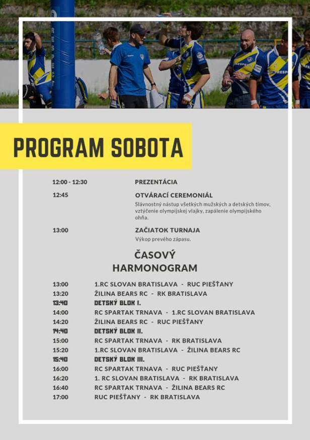 Rugby Piestany