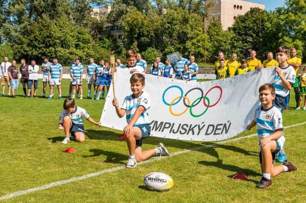 Rugby pre deti - Piestany 07