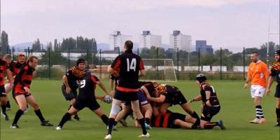 Rugby Slovakia Trnava Kosice sport zapas