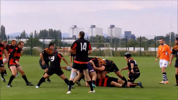 Rugby Trnava vs Kosice
