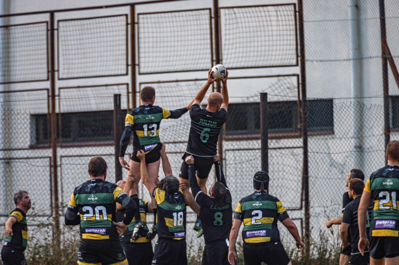 Report rugby Tour XV: Rugby Klub Bratislava vs Dendermonde Rugby Club