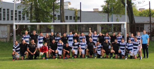 Rugby Klub Bratislava vs Rugby Club Donau Wien - Oct 2019