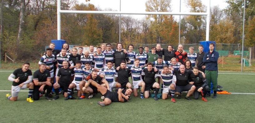 Rugby Club Donau Wien vs Rugby Klub Bratislava - Nov 2019