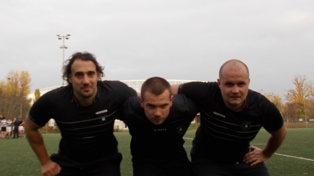 Rugby Klub Bratislava sport Slovakia