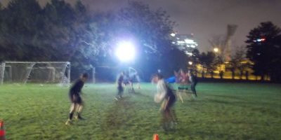 Rugby Klub Bratislava 2019 - trening