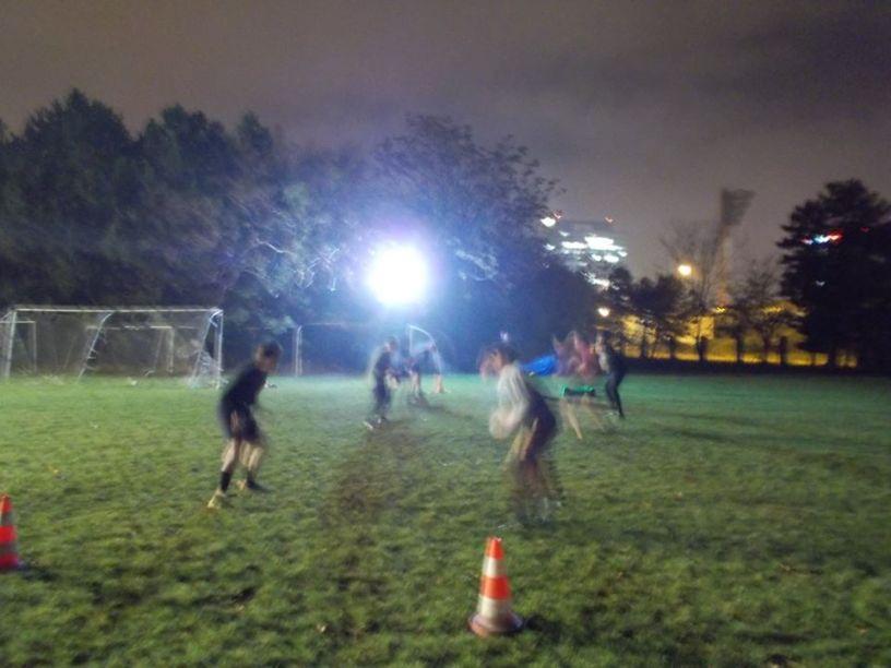 Rugby Klub Bratislava 2019 trening