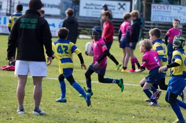 Rugby Klub Bratislava pre deti