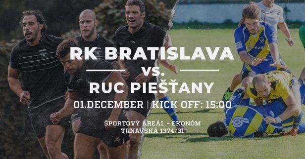 Rugby Klub Bratislava Rugby Club Piestany