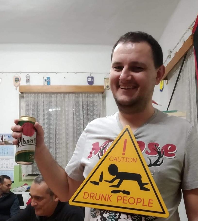 Rugby Klub Bratislava - dinner