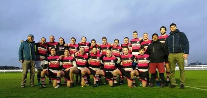 Rugby Budapest Exiles