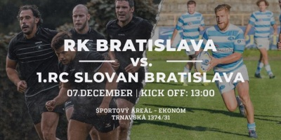 Rugby Klub Bratislava - Rugby Club Slovan Bratislava