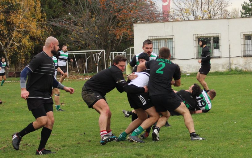 Rugby Klub Bratislava Brno sport