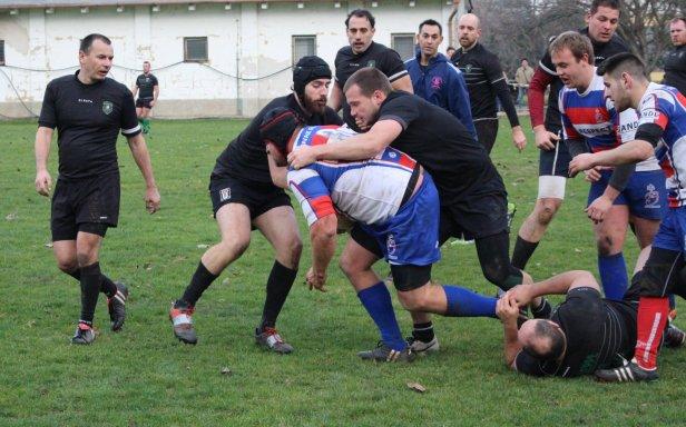 Rugby Klub Bratislava - Piestany