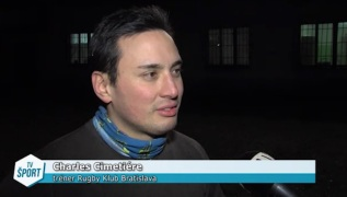 Rugby Klub Bratislava TV Ruzinov Bratislava hrac sport