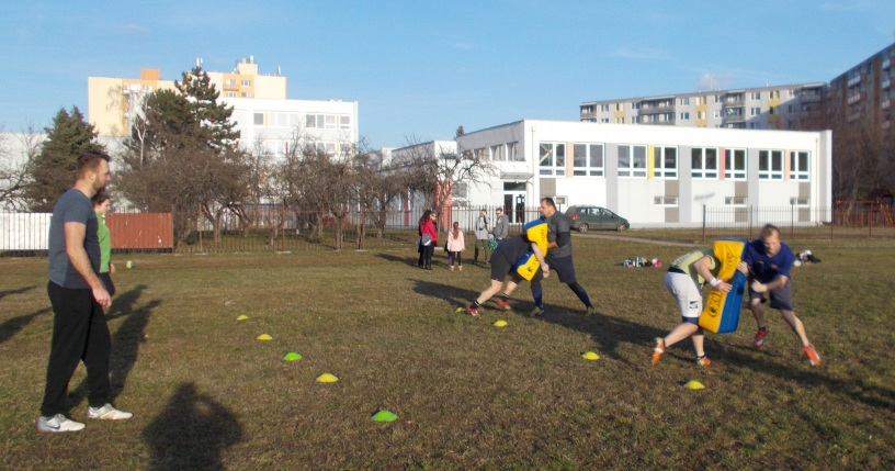Rugby Klub Bratislava Nitra Slovakia sport training