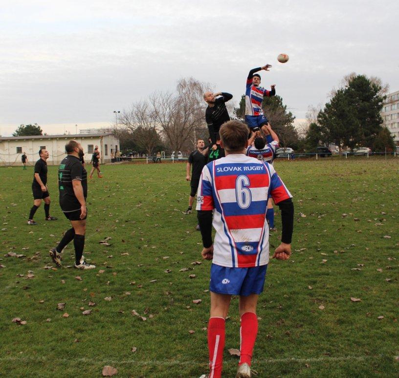 Rugby Klub Bratislava sport Slovakia zapas