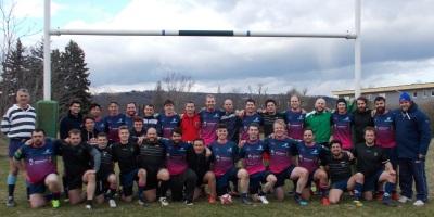 Stade de Vienne vs RKB March 2020 Rugby Klub Bratislava