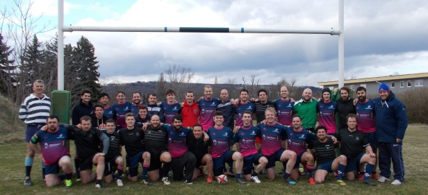 Stade de Vienne vs RKB March 2020 - Rugby Klub Bratislava