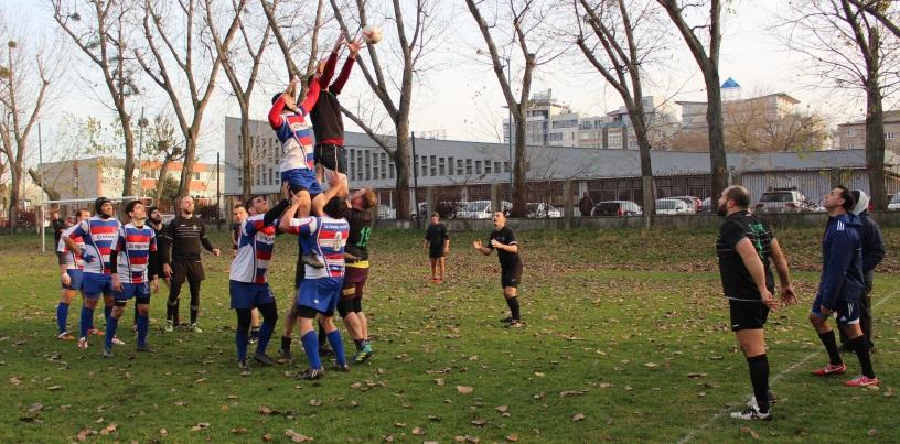 Rugby Klub Bratislava Slovakia sport