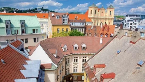 Bratislava lockdown