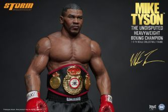 Mike Tyson toy