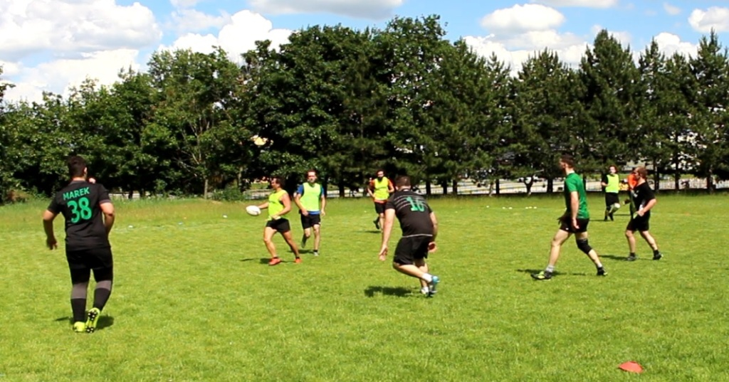 Rugby Klub Bratislava - rugby league June 2020