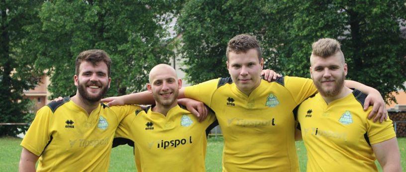 Rugby Slovensko Zilina