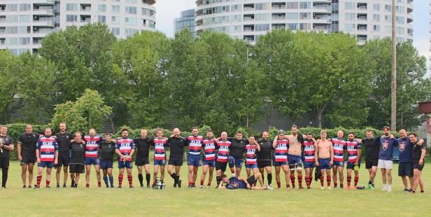 Rugby Tour Bratislava - Elav Rugby Club Stezzano - XV