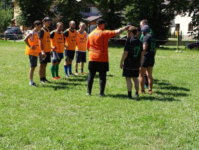Rugby Bratislava in Zilina