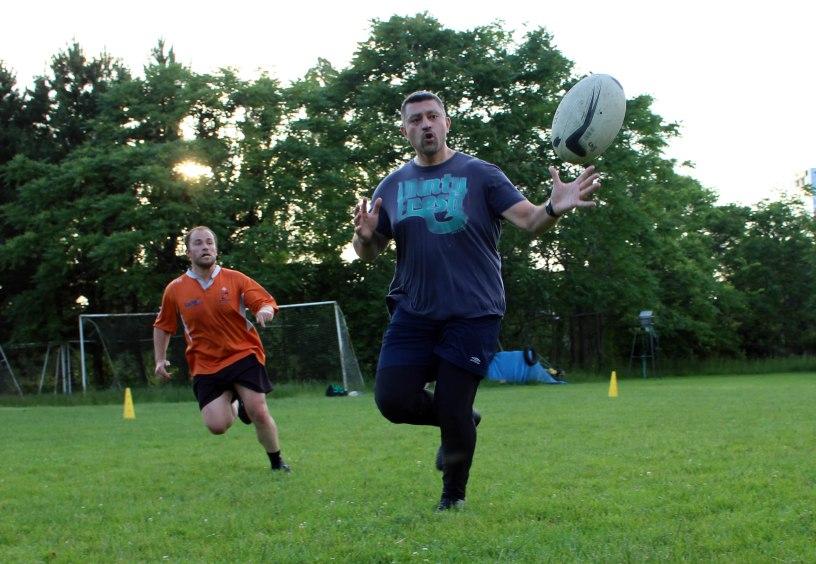 Rugby Klub Bratislava Slovensko - Richy