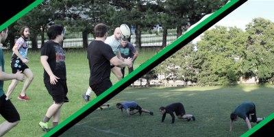 Rugby Klub Bratislava Slovakia sport trening Slovensko