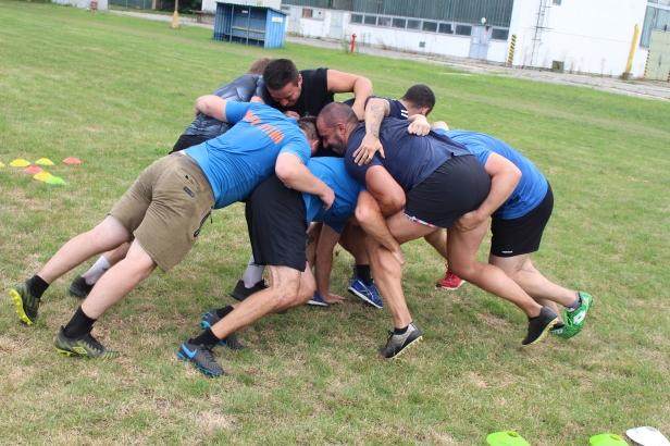 Rugby Slovensko - Slovakia Bratislava Nitra Sal'a