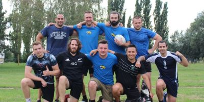 Rugby Klub Bratislava Slovakia sport trening Slovensko Nitra