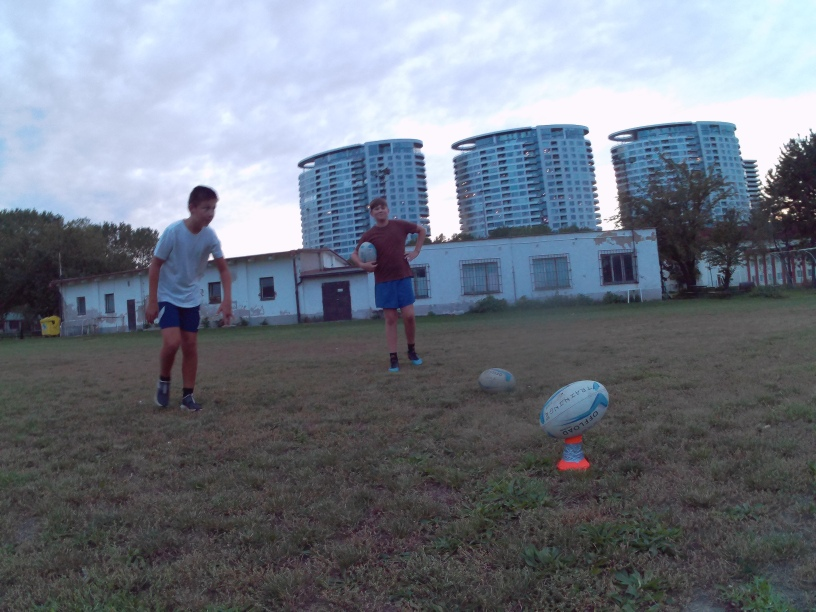 Rugby Klub Bratislava Slovakia sport trening Slovensko Ruzinov Nove Mesto Crossfit kick kop