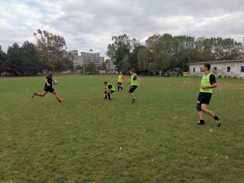 Rugby League Bratislava Slovakia
