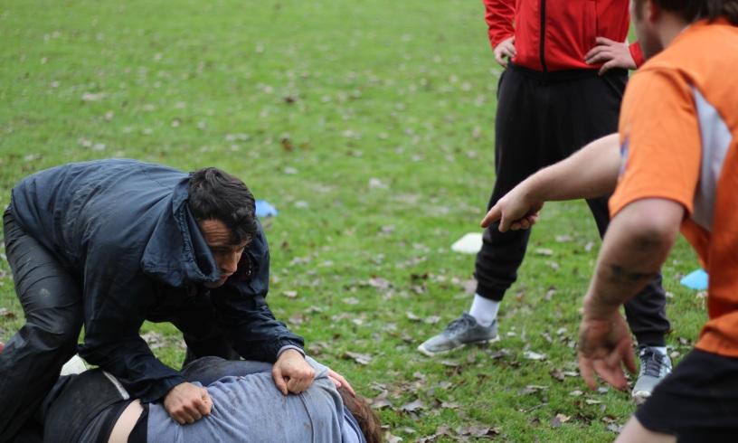 Rugby Klub Bratislava Slovakia sport trening player hrac Slovensko Ruzinov Nove Mesto Crossfit Wrestling tackle