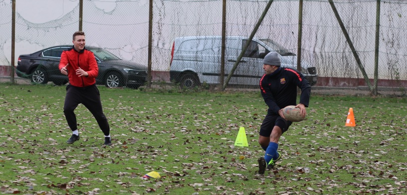 Rugby Klub Bratislava Slovakia sport trening Slovensko Ruzinov Nove Mesto Crossfit Wrestling prihravka kondicia