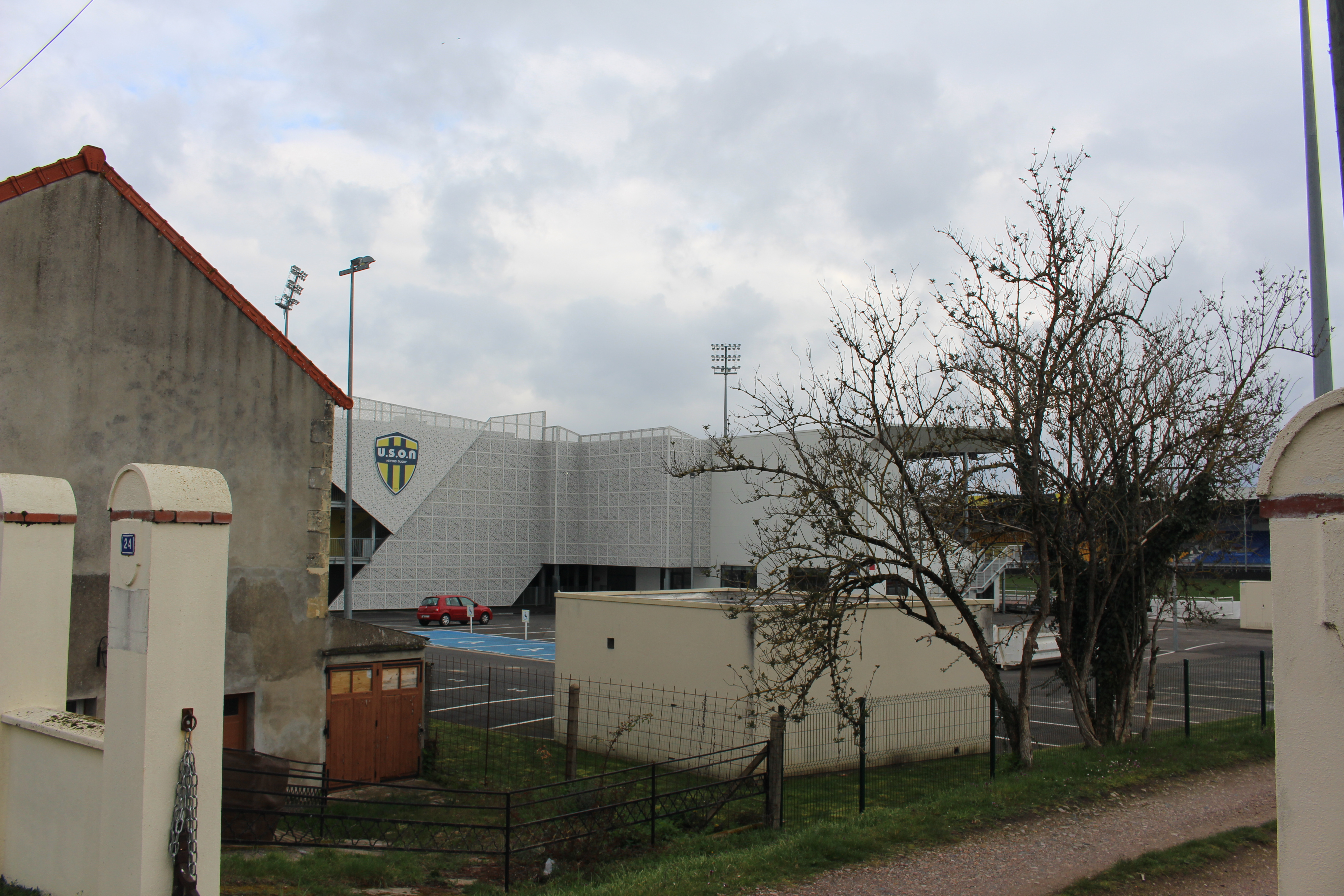Rugby Club Nevers Pro D2