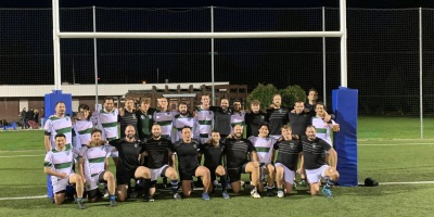 Rugby Club Donau Wien vs Rugby Klub Bratislava Slovakia Oct 2021